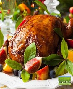 Lilydale Free Range Self Basting Christmas Turkey