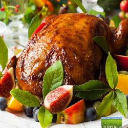 Lilydale Free Range Self Basting Christmas Turkey