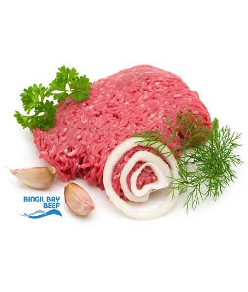low fat beef mince grass fed