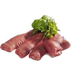 Free Range Lamb Backstrap fresh