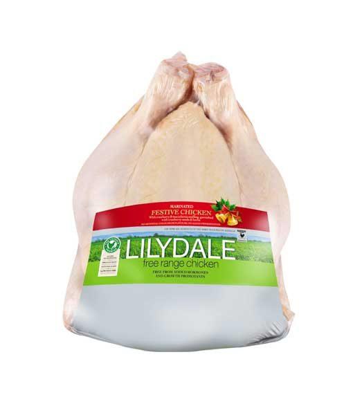 Lilydale xmas chicken