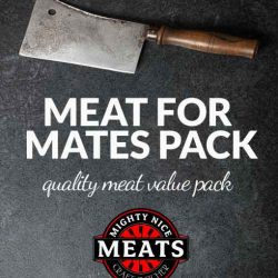 Bulk Meat Pack for two