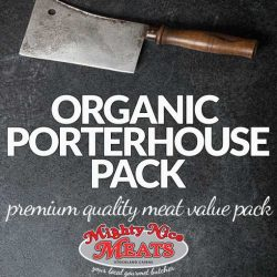 Organic Beef Value Pack