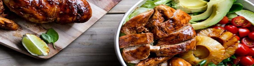 Peri Peri Chicken Salad Recipe