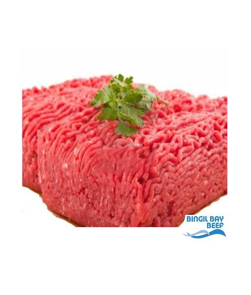 beef mince grass fed preservative free cairns