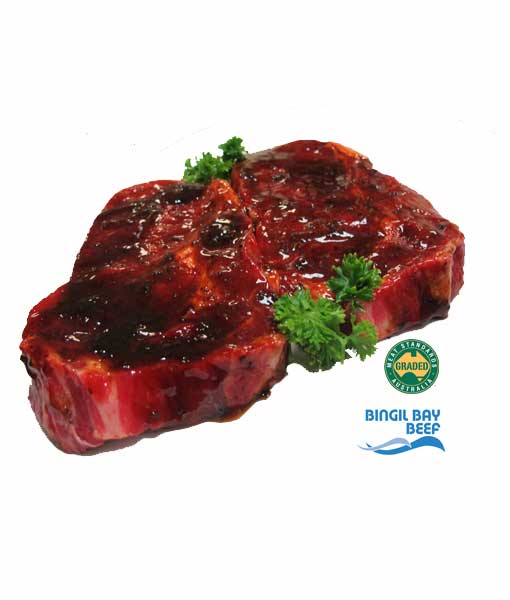 how to marinate and cook scotch fillet