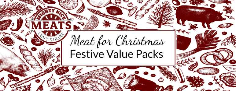 Great Value Meat Hampers