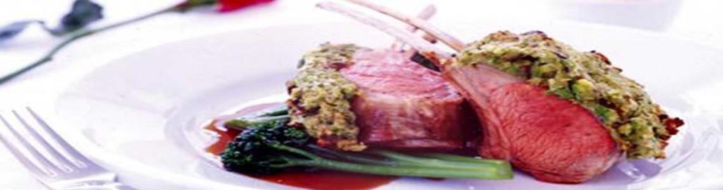 lamb rack recipe gourmet lamb roast
