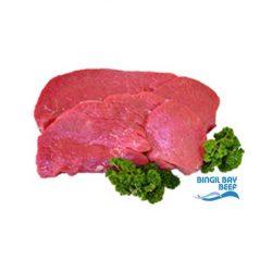 grass fed beef topside bingil bay beef